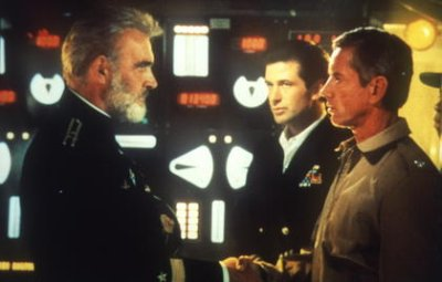 The Hunt For Red October 1990 Usa The Cineaste S Lament