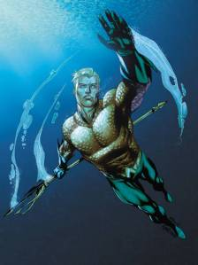 AQUAMAN GRAPHIC